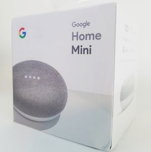 Google Home Mini Grey